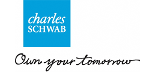 Charles Schwab logo - Own Your Tomorrow